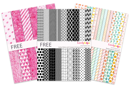 Free Printables, Clip Art, Paper Patterns