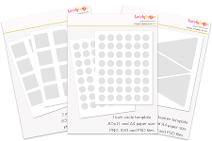 Templates for Printables