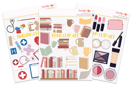 Object Clip Art Sets